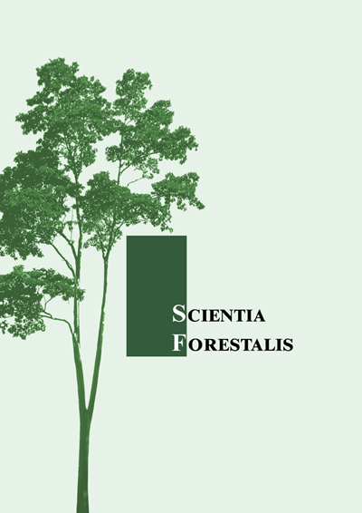Capa da Scientia Forestalis